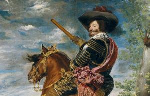 Don Gaspar de Guzmán y Pimentel, el Conde Duque de Olivares