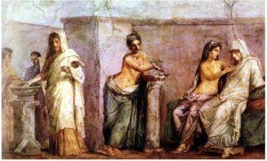 La mujer y el matrimonio en la Antigua Roma