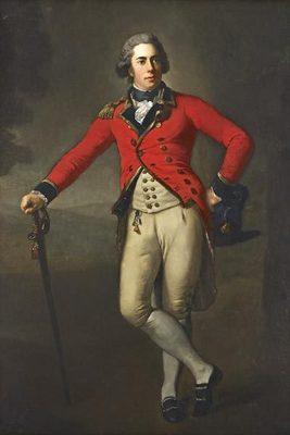 Thomas Bruce, por Anton Graff (c. 1788)