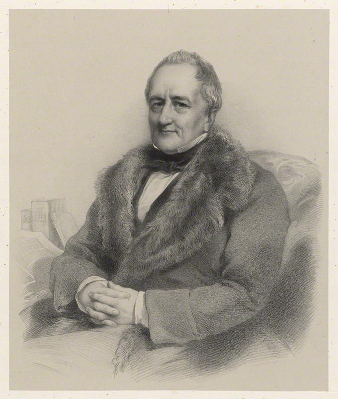 William Richard Hamilton (1777-1859).