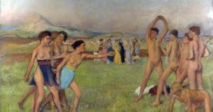 La agogé: la educación espartana