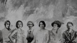 Las Sinsombrero, las mujeres de la Generación del 27