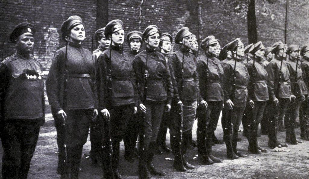 Batallón de la muerte (1917)