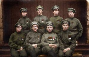 El Batallón de la Muerte de Mujeres