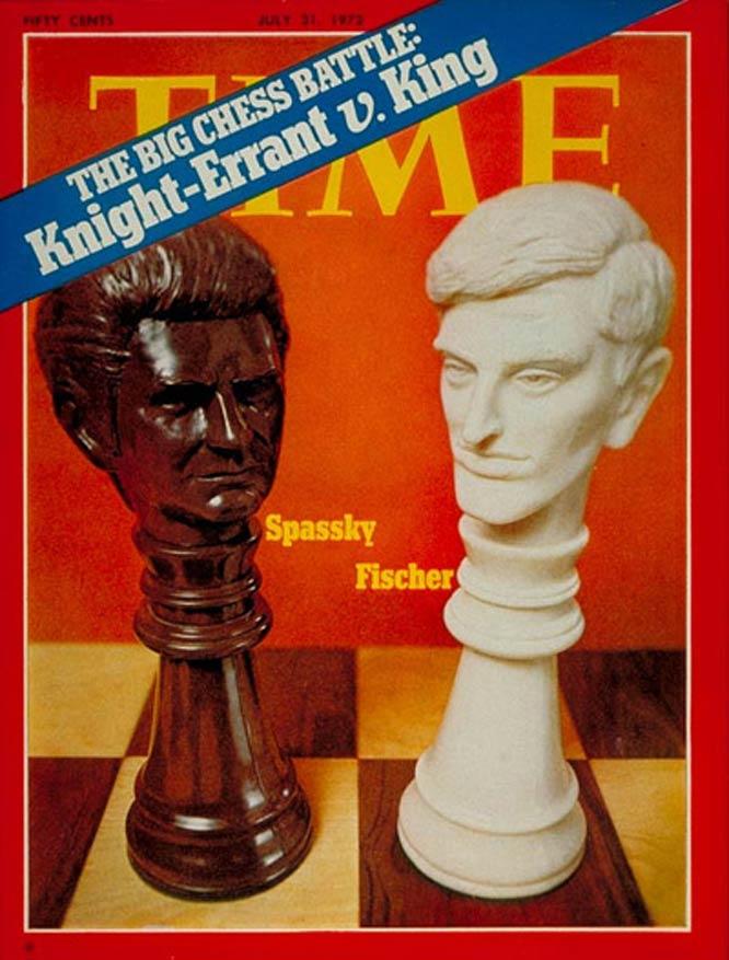 Time magazine. Portada del 1 de julio de 1972.
