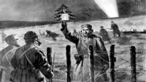 La tregua de Navidad de 1914