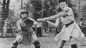 «Ellas dieron el golpe»: comienzos del béisbol femenino