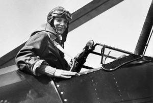 Amelia Earhart, aventurera hasta el final