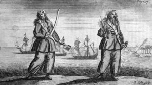 Anne Bonny y Mary Read, las auténticas piratas del Caribe