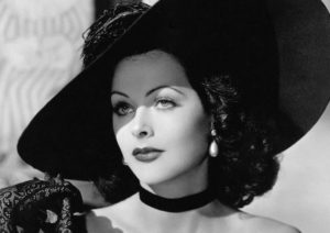 Hedy Lamarr, estrella de Hollywood e ingeniera