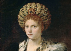 Isabella d'Este, la gran mecenas del Renacimiento