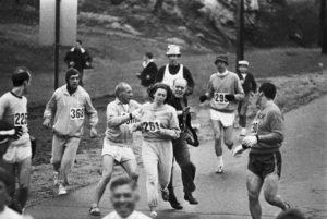 Kathrine Switzer y Bobbi Gibb, las corredoras de Boston