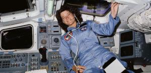 Sally Ride, la primera astronauta de la NASA