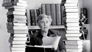 Agatha Christie, historia en tres actos