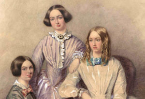 Las hermanas Brontë, una familia con talento