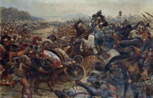 Las Guerras Médicas I: de la revuelta jónica a Maratón