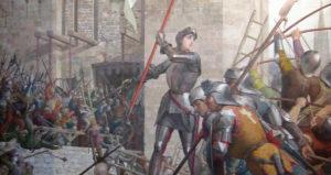 Juana de Arco y el Sitio de Orleans