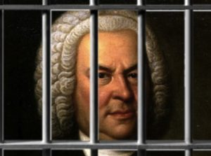 Bach encarcelado