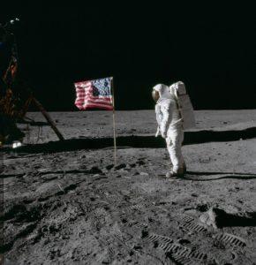 El Apolo 11 y la llegada a la Luna